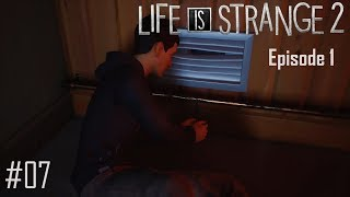 Life is strange 2 [Lets Play] #07 - Die Flucht