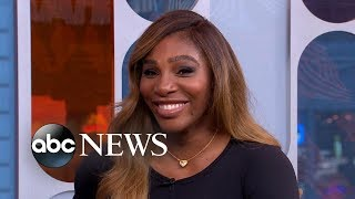 Serena Williams Reveals Go-To Karaoke Song, Talks About Daughter Olympia