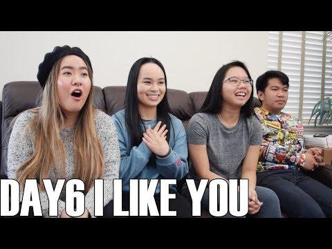 DAY6 (데이식스) - I Like You (Reaction Video)