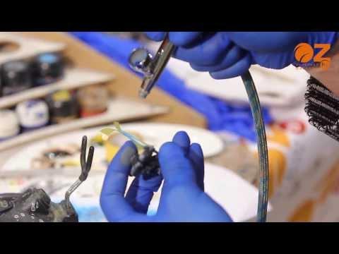 Мастер класс окраска диорам своими руками