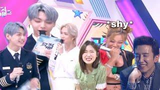 everyone is WHIPPED for MC soobin (Jessi, Ateez, Arin, 1THE9)