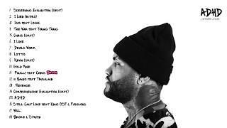 Joyner Lucas ft. Chris Brown - Finally (official audio ADHD)