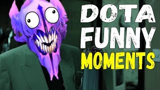 Dota 2 Funny And Wtf Moments