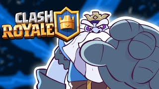 CLASH ROYALE SPOOF ANIMATION - ROYAL GHOST