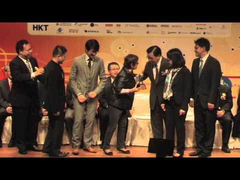 MOSES SME ICT Award 2013 Video Overview
