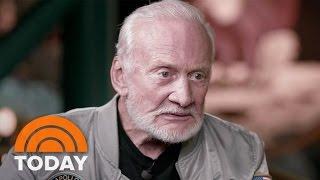 Buzz Aldrin Talks South Pole Health Scare, Death Of 'All-American Guy' John Glenn | TODAY