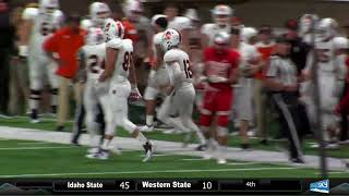 Idaho State vs. Western State Final Highlights
