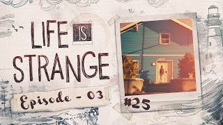 Veränderung der Zeitlinien! | #25 | Life Is Strange - Ep: 3