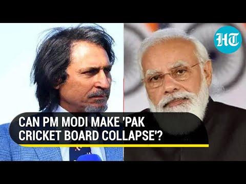 PM Modi has power to collapse cricket in Pakistan: PCB chief Ramiz Raja, viral video