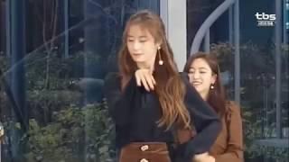 T ARA   sốc với màn chình diễn của Jiyeon
