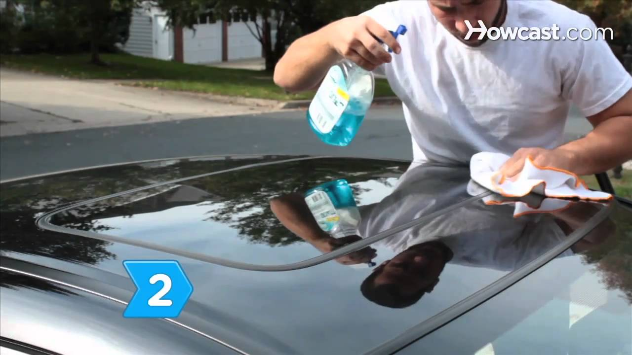How To Fix A Leaky Sunroof Youtube