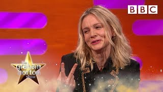 How Carey Mulligan lived it up at the Royal Wedding - BBC