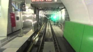 Перегон Выхино - Жулебино, Лермонтовский проспект ПЕРЕД открытием новой ветки метро!