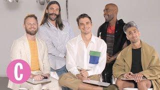 Queer Eye's 'Fab 5' Play the Superlative Game | Cosmopolitan