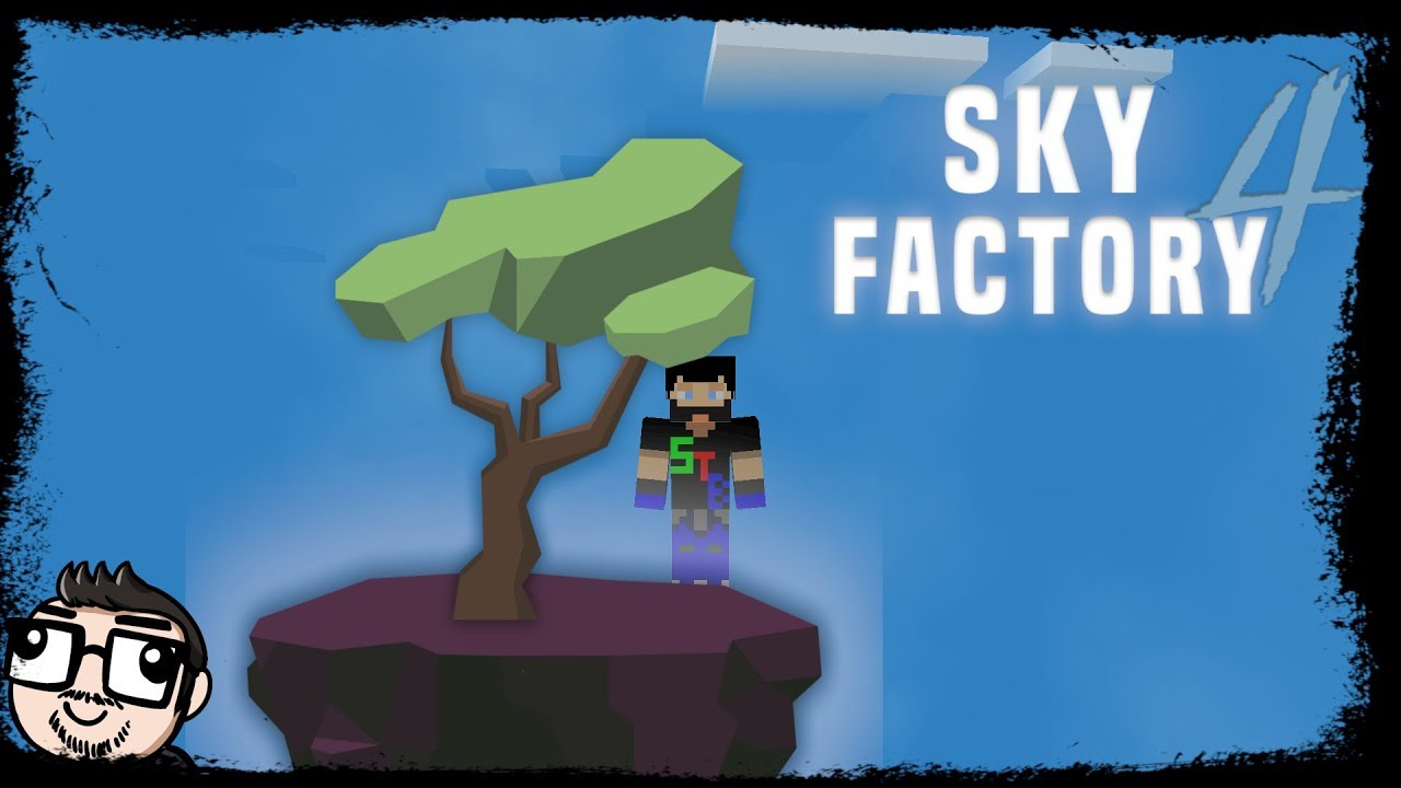 Minecraft Sky Factory 4 Patreon/Twitch Sub Server Day 2