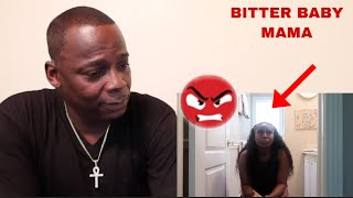 LUVD BY ERICA**DAMION...please...LEAVE ME ALONE!!!(THE CRYER FAMILY REACTS TO BITTER BABY MAMA)