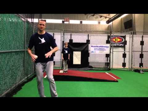 "Baseball Dudes Video Tip w/ Chris Gissell ""Balance in the D"