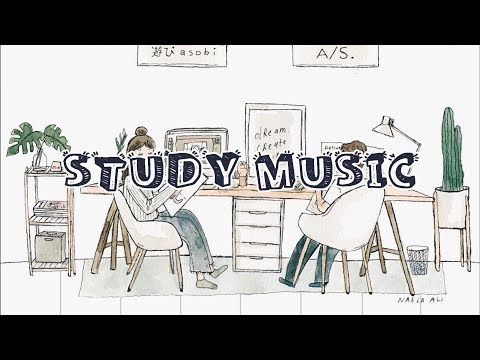 homework and study music ミュージック