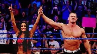 Road to WrestleMania 33: John Cena & Nikki Bella vs. The Miz & Maryse