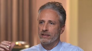 Jon Stewart on President-elect Trump, hypocrisy in America