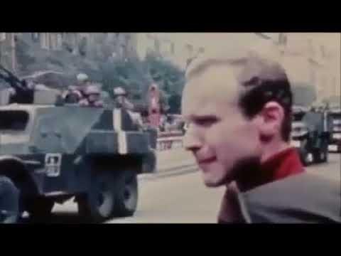 """5 Януари 1968 г. – Александър Дубчек идва на власт; започва """"Пражката пролет"""" в Чехословакия."""