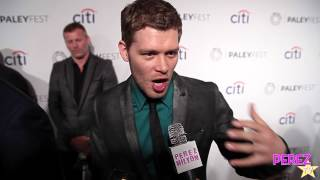 The Originals' Joseph Morgan Reveals What He Really Thinks About Klaroline Finally Getting Together!