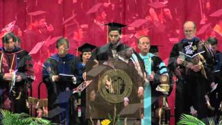 'SP 2016 Graduation Ceremony - Kelce College of Business + College of Arts and Sciences