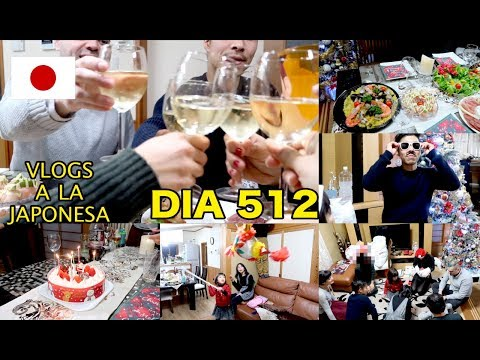 Juegos, Regalos y Accidentados + Fiesta de Navidad JAPON - Ruthi San ♡ 23-12-17