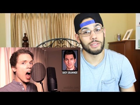 One Guy, 15 Voices REACTION