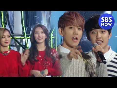 SBS [2013가요대전] - 전출연자 오프닝(Opening)