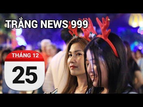 Cô gái bị người yêu cắm sừng đêm Noel, xin lỗi đời quá đen...|TRẮNG NEWS 999| 25/12/2017