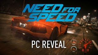 Need for Speed - PC Reveal Trailer