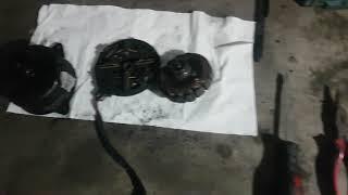 Alat Repair Motor Fan Denso Honda Accord 2008