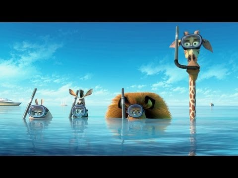 Madagascar 3: Europe's Most Wanted'