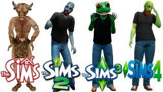 ♦ Sims 1 - Sims 2 - Sims 3 - Sims 4 : Magic Spells - Evolution
