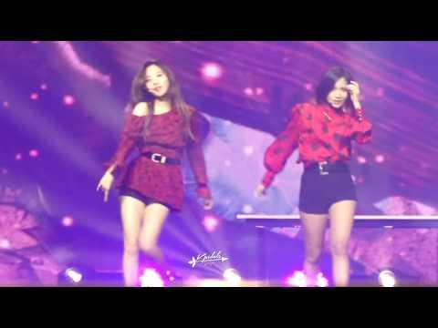 트와이스 TWICE Gashina Cover  (Momo-Mina-Nayeon-Chaeyoung)