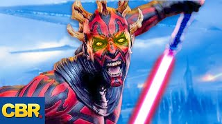 Darth Maul Is The Villain In George Lucas' Star Wars Sequel