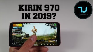 Kirin 970 in 2019? Worth buying? Honor V10 PUBG/Fortnite update gaming test 2019