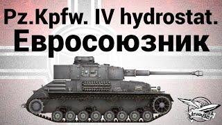 Pz.Kpfw. IV hydrostat. - Евросоюзник