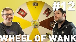 Wheel Of Wank Football Games #12 | Liverpool FC Special With Chris Pajak (@TheRedmenTV)