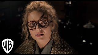 Batman Returns | Selina Kyle Transforms into Catwoman Scene | Warner Bros. Entertainment