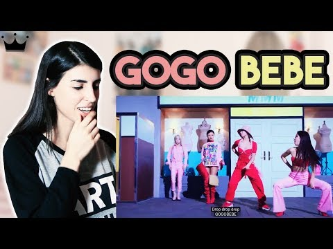 MAMAMOO - gogobebe (고고베베) | MA GIRLS COMEBACK BIG TIME | Reaction