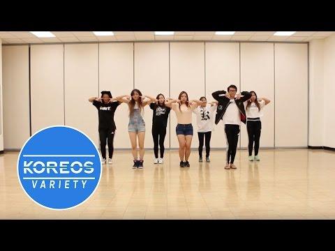 [Koreos Variety] EP 5 2X FASTER CHALLENGE - TT + Very Very Very