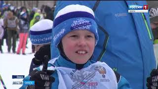 На старт «Лыжни России» вышли почти 8 тысяч омичей