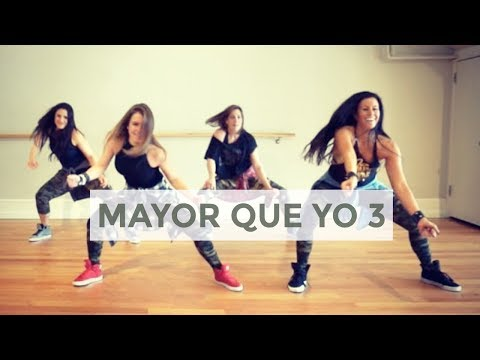 MAYOR QUE YO 3, by Luny Tunes, Daddy Yankee, Wisin, Don Omar & Yandel | Carolina B