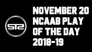 11/20/18 Free #NCAAB Picks of The Day - CBB Pick Today ATS Tonight #WrightState #PSU