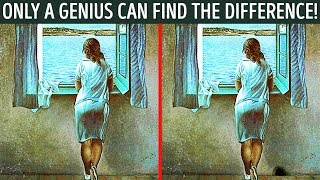Only a True Genius Can Pass Eye Test In 10 Seconds