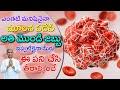 Paralysis - Types of Paralysis & Their Causes | Nerve | Blood Cells | Dr Manthena Satyanarayana Raju