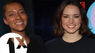 Daisy Ridley plays Snog Marry Avoid?