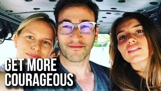 How to get more courage with Simon Sinek